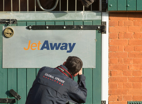 Jet Away Passes the 100 Mares Covered Mark