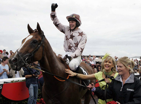 Sister to the 2008 Galway Hurdle winner Indian Pace booked to Jet Away