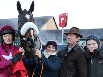 First Mare Booked to Jet Away Confirmed as How Provincial