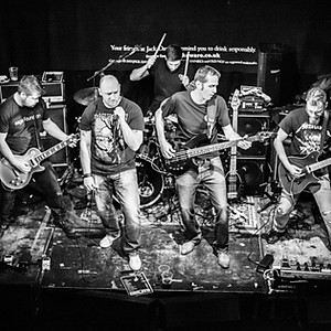 Dead Hands Charity Fundraiser Gig