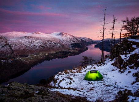 Wild Camping For Normal People