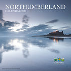Northumberland Calendar 2021 Front Cover