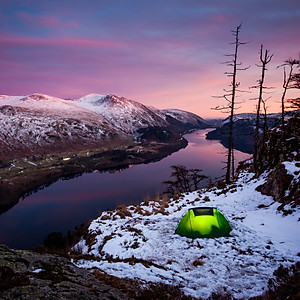 On the Wild Side, Wild Camping in the Lakes