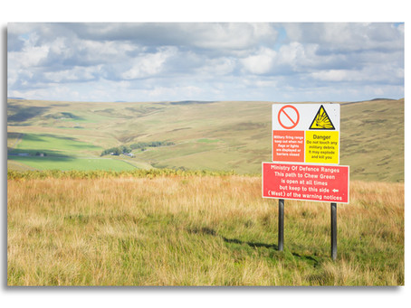 The Northumberland stretch of The Pennine Way - Part 6 - Byrness to windy gyle