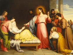 Christ-Healing-Mother-Simon-Peters-Wife-