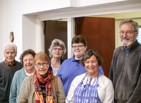 The Mental Health Project providing life-changing Community at our Cathedral