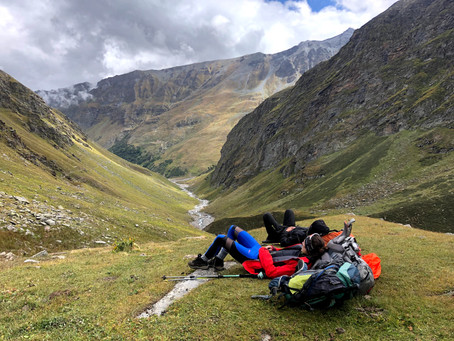 Rupin Pass (Himachal Pradesh: Dhaula - Sangla)