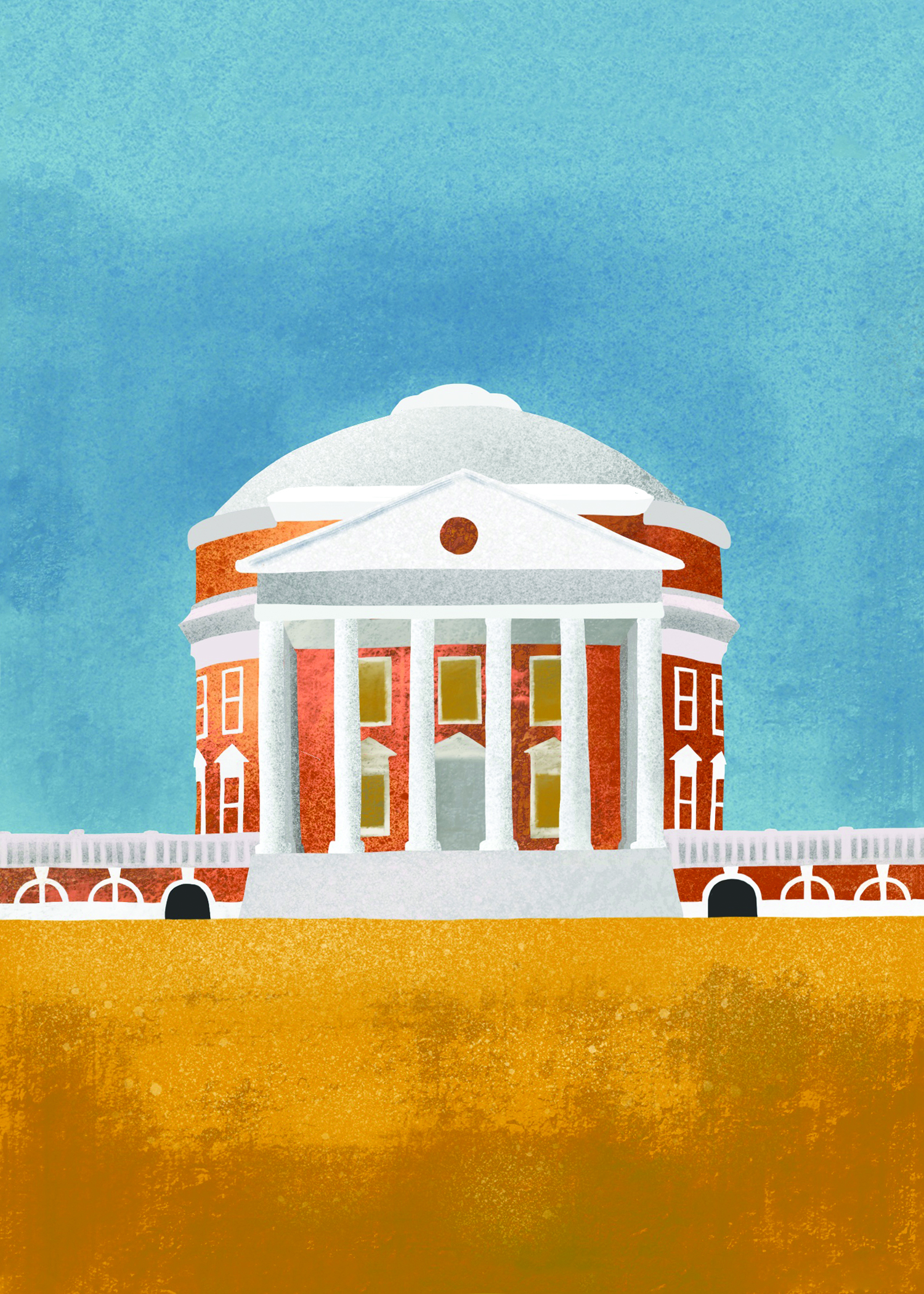 Rotunda Illustration