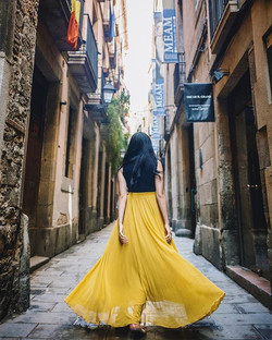 Missing the streets of Barcelona and cra