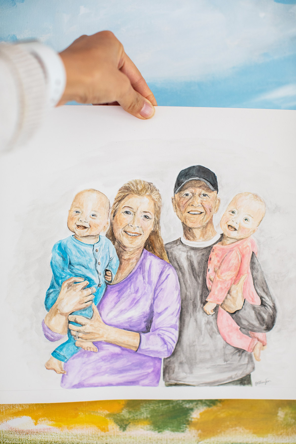 Family Portrait Commission