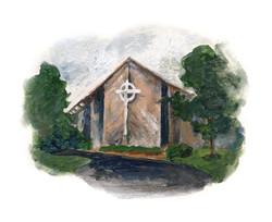 Trinity Presbyterian Illustration
