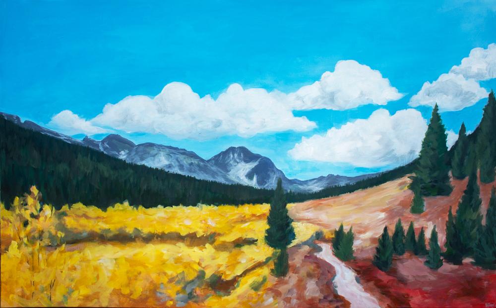 Conundrum Trail, Colorado