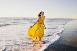 Yellow skirt meets Beach Weekend 2018—th