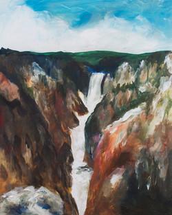 Artist's Point, Yellowstone