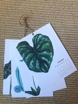 Botanical Calendar