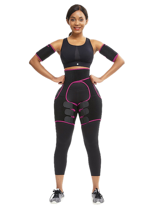 Adjustable Waist & Thigh Trainer