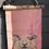 Thumbnail: Oil on handmade paper favourite sheep portrait