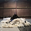 Thumbnail: Hand processed Cumbrian Valais blacknose mule an Lleyn carded wool 50g
