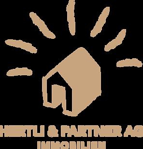 Logo Hertli & Partner AG