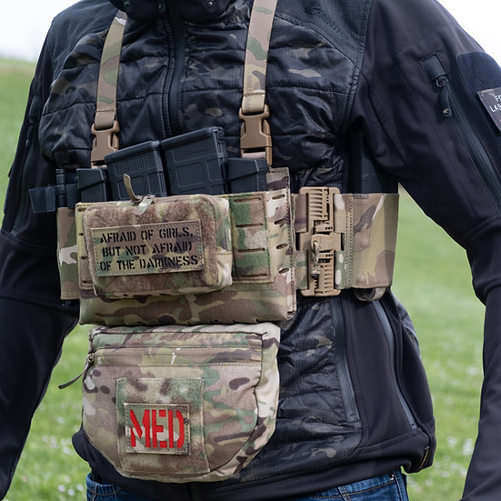 CCR (Cummerbund Chest Rig) Base Kit