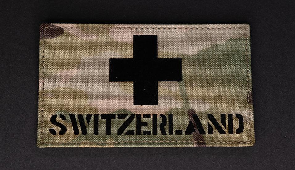 Jumbo Flag Patch