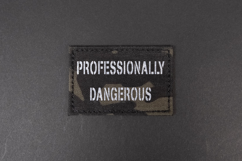 Professionally Dangerous Patch