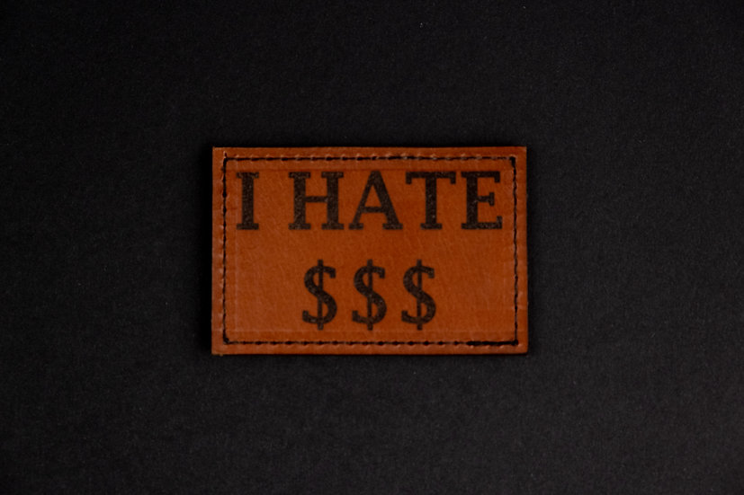 I hate $$$ Patch