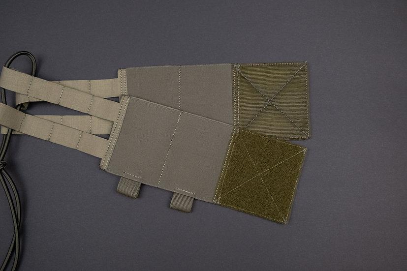 Elastic Cummerbund 4'' Velcro