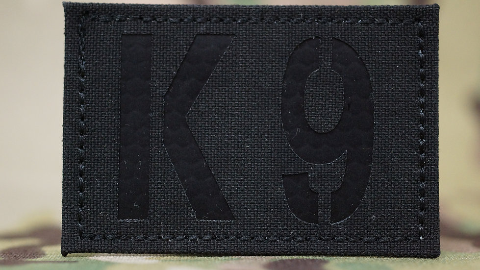 K 9 Patch