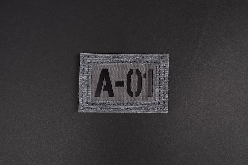 Custom Callsign Patch Double Side