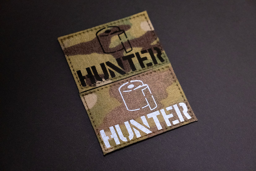 Toilet Paper Hunter Patch