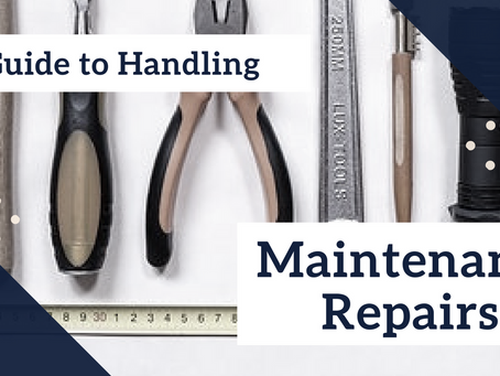 A Guide to Handling Property Maintenance Repairs in Hayward