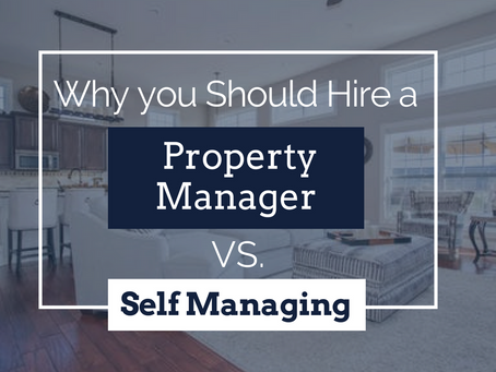Why You Should Hire a Hayward Property Manager vs. Self Managing