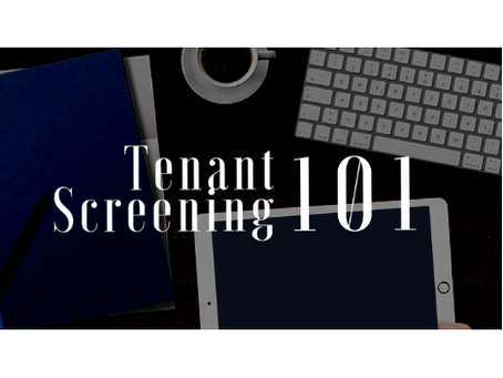 Tenant Screening 101: A Lesson in Finding the Best Hayward Tenant
