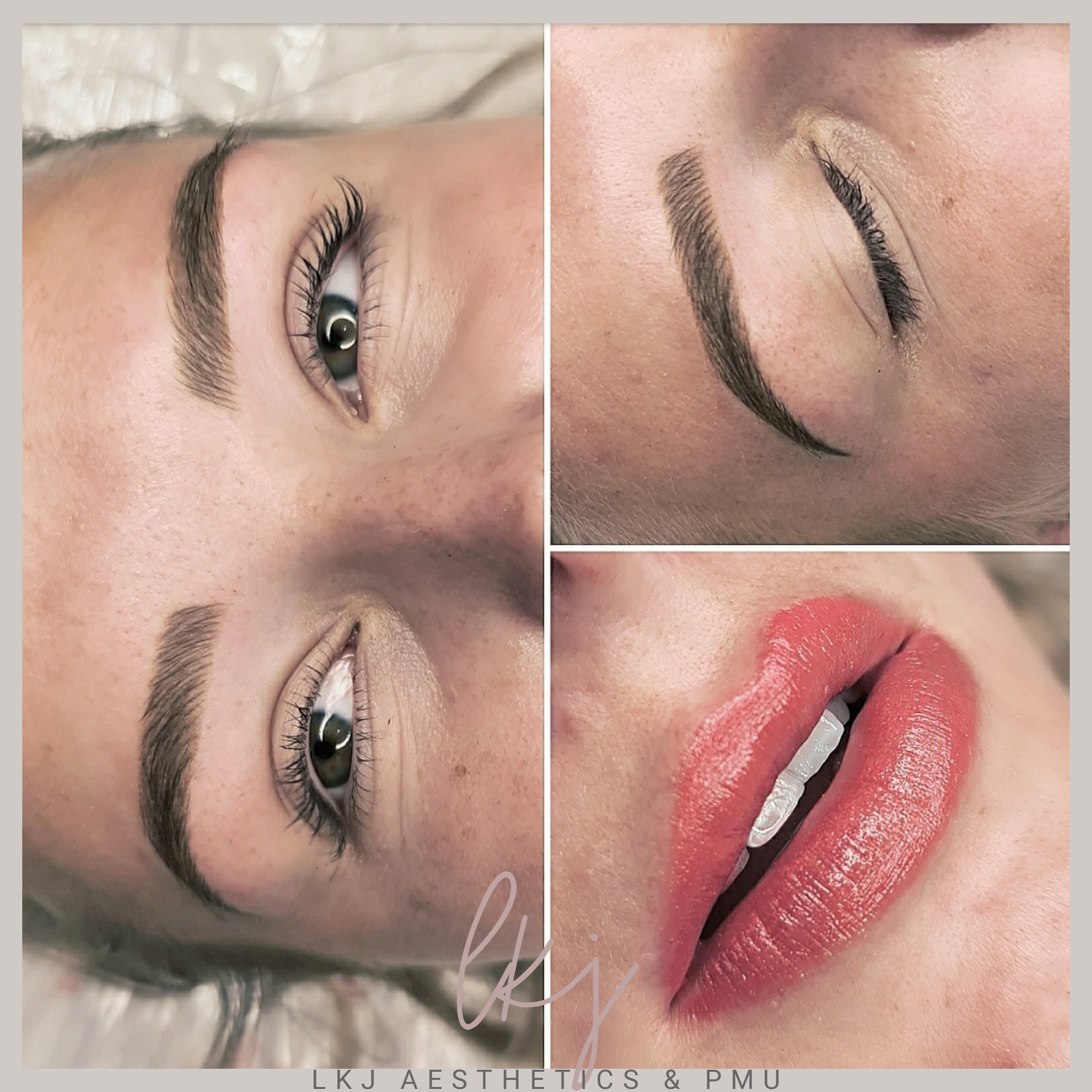 Lip Blush Tattoo & Combo Brow