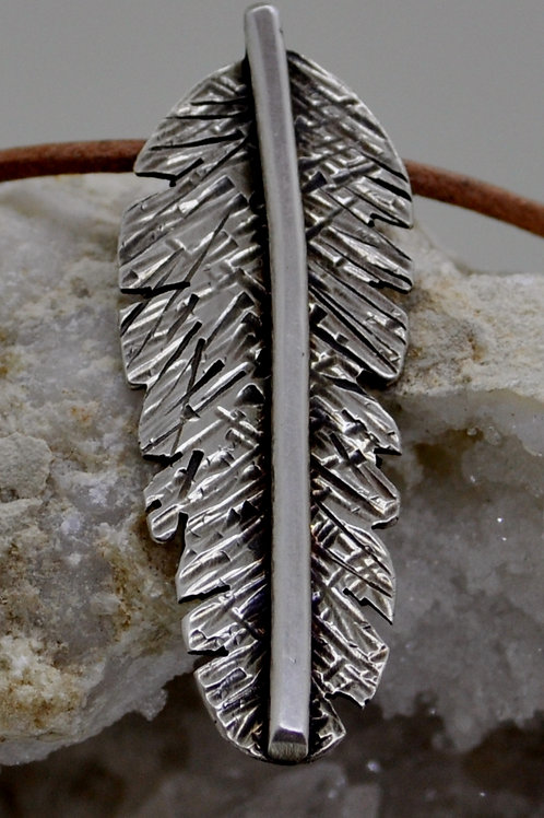 Feather Sterling Silver