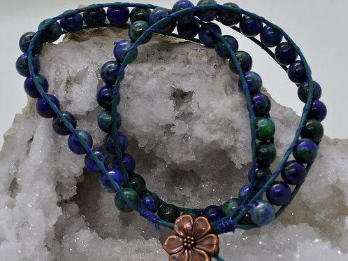 Wrap Bracelet Lapis