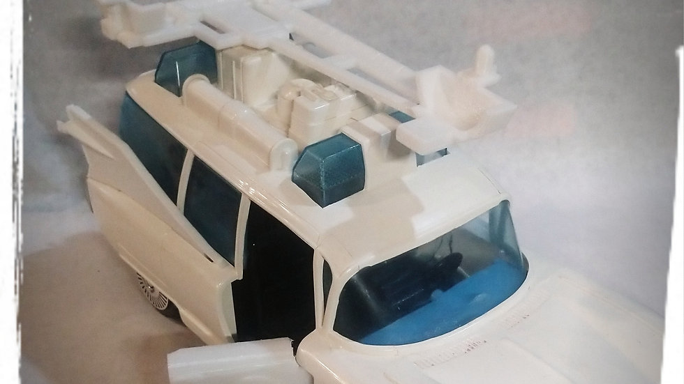 Replacement Doors for Kenners Ecto 1