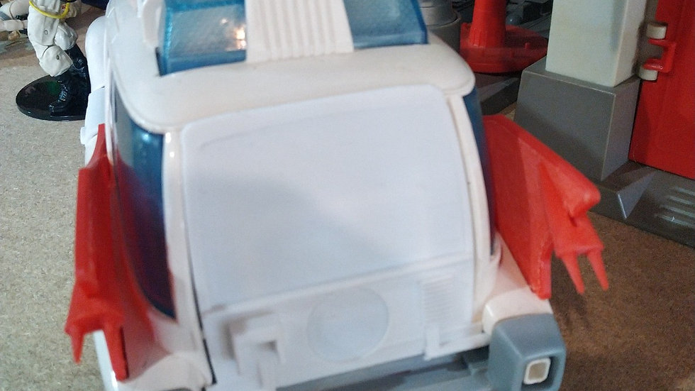 Replacement Tailgate for Ecto 1