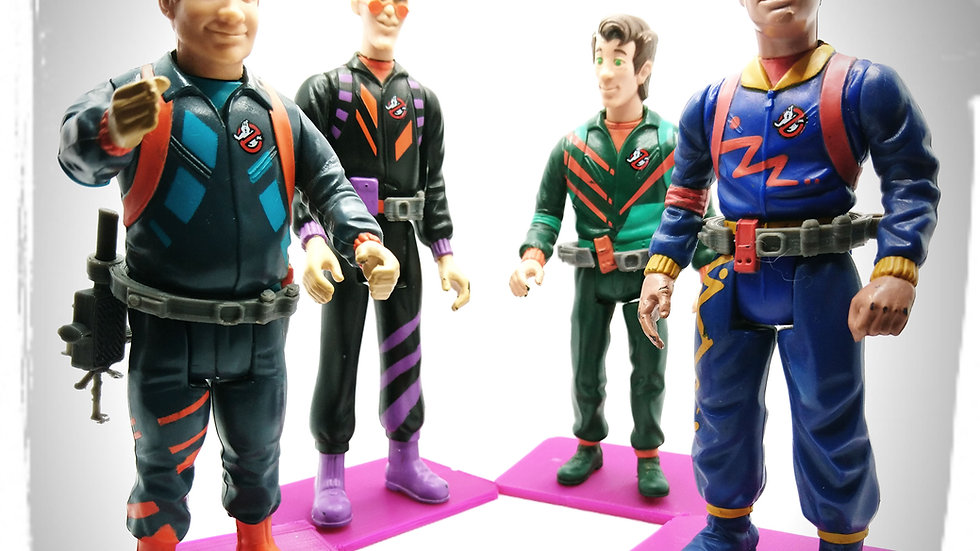KENNER AND HASBRO COMPATIBLE: Belts, Meters, and Traps
