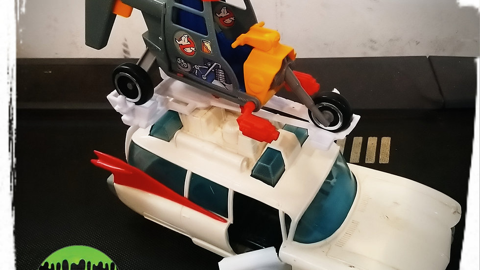 Ecto 2 Roofrack for Ecto 1