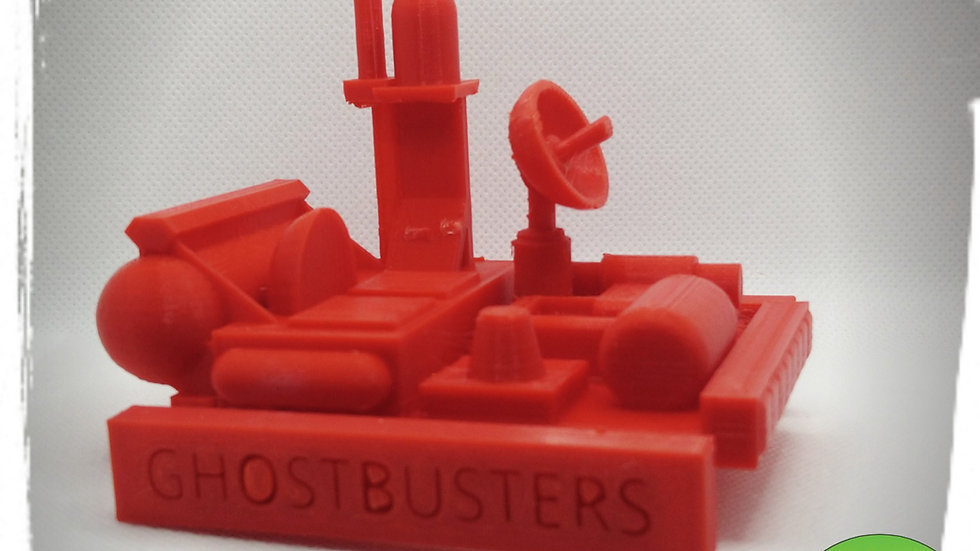 Ecto 1A Topper for Kenner's The Real Ghostbusters Ecto 1 Toy