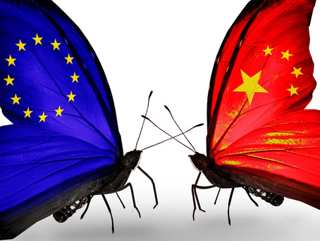 Les relations Chine-Europe