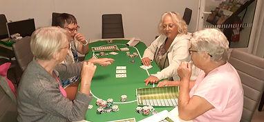 Poker Résidence Hélios