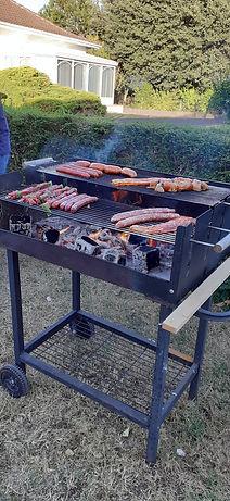 barbecue helios jonzac