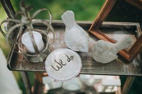Wedding decoration in texas
