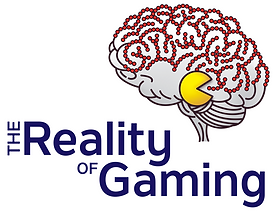 The Reality of Gaming logo