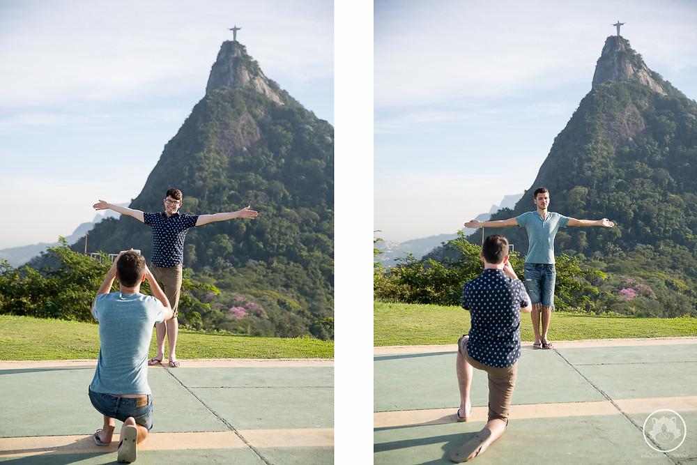 ensaio de casal gay no Rio de Janeiro