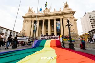 Ser LGBT não é doença