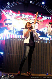 Taio Cruz, Sean Kingston Live in Sri Lanka